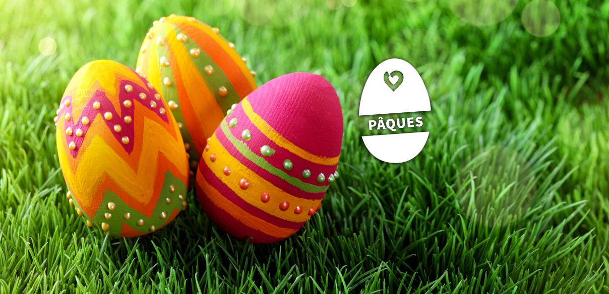 Les animations de Pâques