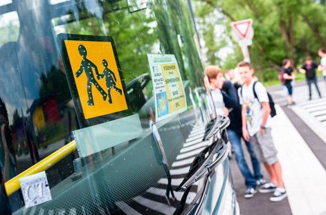 Suspension des transports scolaires