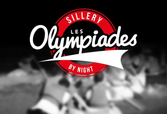 Les Olympiades by night 2018<br>samedi 14 avril