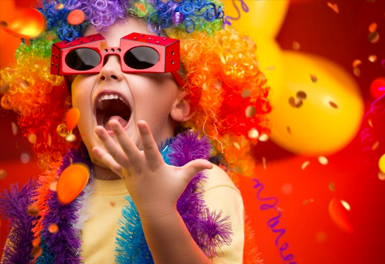 Le carnaval de l'A.P.E <br>Samedi 24 mars 2018