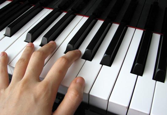 Audition de piano – Samedi 2 juin 2018 – Salle des fêtes