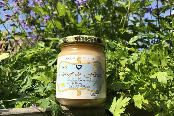 Vente de miel du rucher communal - Samedi 6 juin