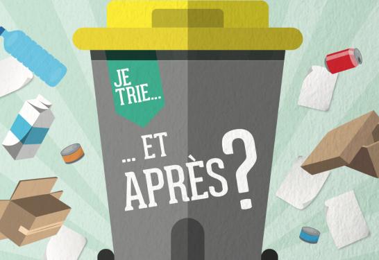 Journée portes ouvertes – Centre de tri des déchets – Samedi 6 octobre