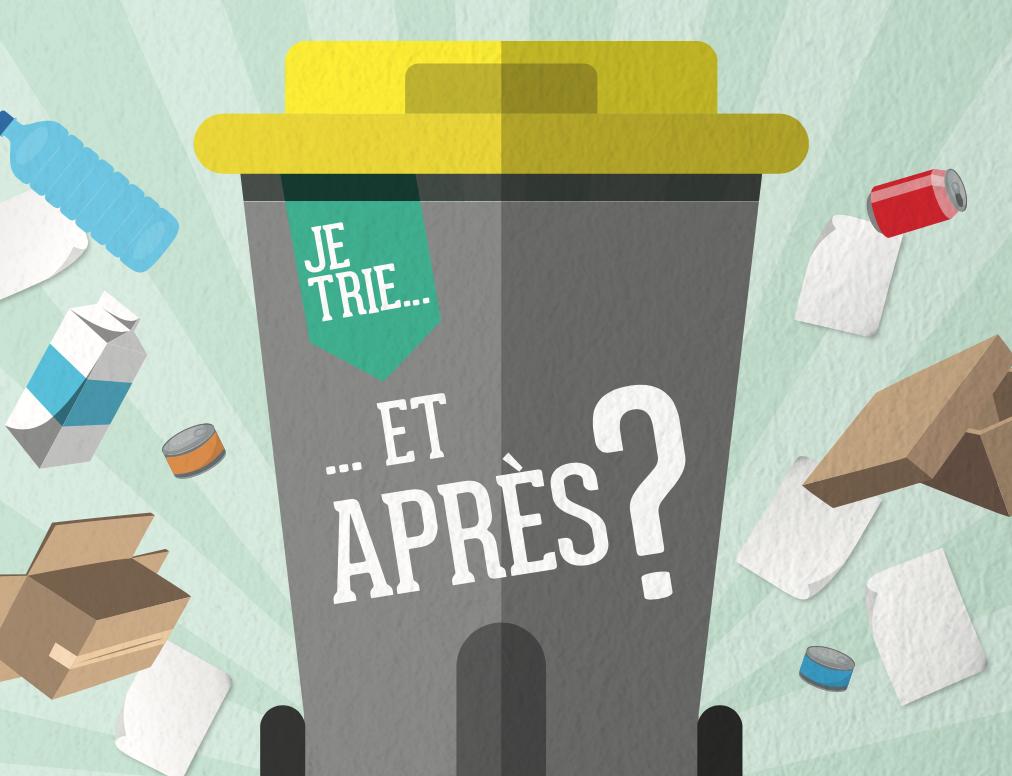 Journée portes ouvertes - Centre de tri des déchets - Samedi 6 octobre