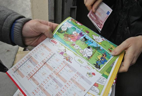 GRAND REIMS – Vente de calendriers : attention aux arnaques !