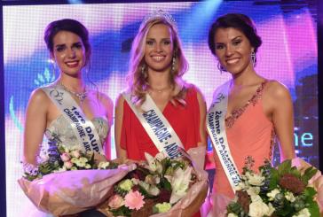 Félicitations à Pamela TEXIER élue Miss Champagne Ardenne 2018