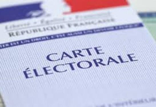 Révision de la liste électorale