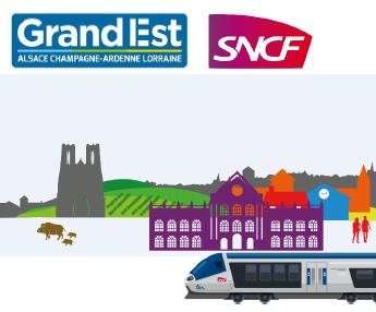SNCF - Du nouveau pour les TER Grand Est - à partir du 9 déc