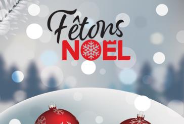 Fêtons Noël <br>Dimanche 23 décembre <br>de 14h30 à 21h