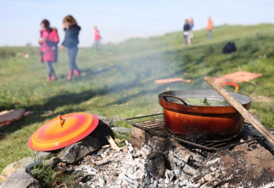 Les vacances dehors – Ven 22 fév – Une école de la nature pour les 5-12 ans