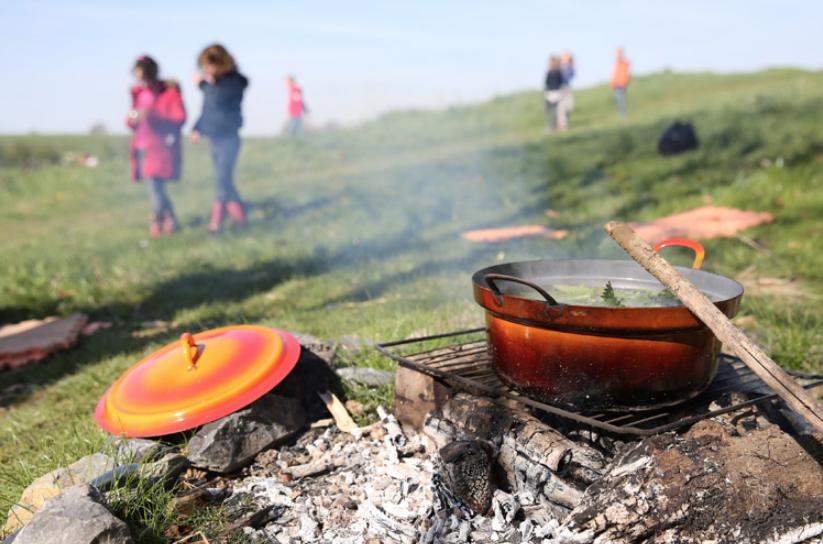 Les vacances dehors - Ven 22 fév - Une école de la nature pour les 5-12 ans
