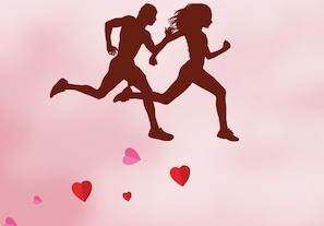 Corrida de la Saint Valentin à Taissy le samedi 02 mars