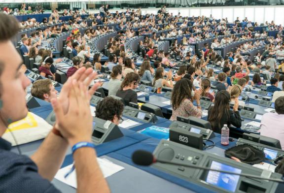 Élections européennes le 26 mai 2019