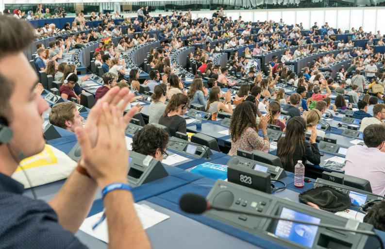 Élections Européennes - 26 mai 2019 - cettefoisjevote.eu