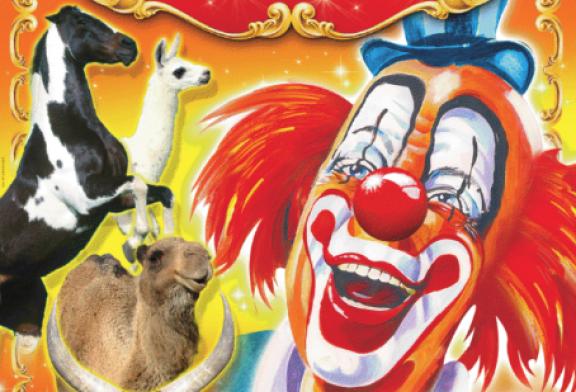 Le cirque d'Italie à Sillery – Samedi 9 mars à 15h – Parking terrains de foot