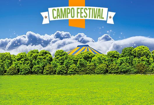 CAMPO FESTIVAL <br>29 et 30 juin 2019 <br>Parc de la Vesle