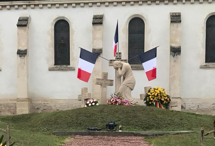 Cérémonie commémorative du 8 mai 1945 - Mer 8 mai à 11h15