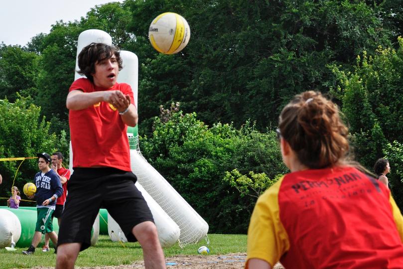 Tournoi de beach volley - Dimanche 23 juin - Parc de la Vesle