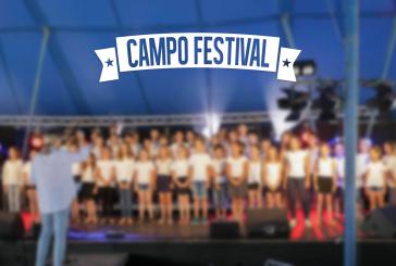 Chorale de l'école de Sillery au Campo Festival – Dimanche 30 juin à 11h