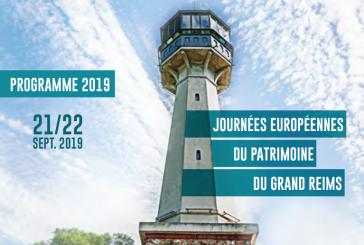 Les journées européennes du patrimoine du Grand Reims les 21 et 22 septembre