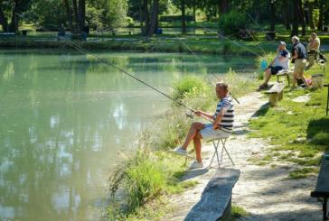 1,2,3 BOUGEZ! <br>Sortie pêche <br>vendredi 27 septembre