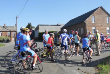 Sortie cyclotouriste – 13 octobre – Ravitaillement à Sillery