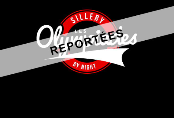 LES OLYMPIADES by night <br>reportées !
