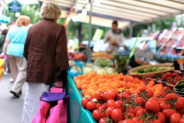 Le marché de Sillery à toujours lieu les vendredis - place de la mairie