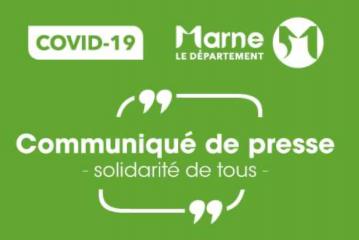 Le Département de la Marne soutient la collecte des Equipements de Protection Individuelle (EPI)