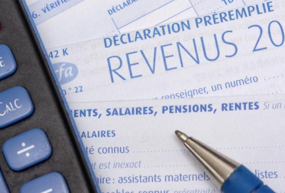 INFORMATION : impôt sur le revenu
