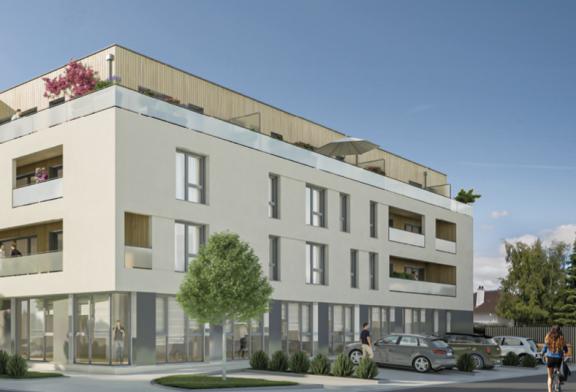 Découvrez aussi le Carré Bagatelle - 37 appartements à vendre