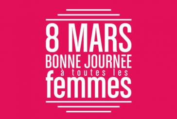 Journée Internationale des droits des femmes 08 mars 2021