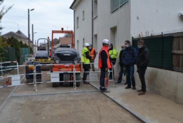 Le réaménagement du centre-bourg de Sillery