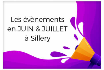 Les évènements de juin et juillet à Sillery