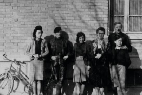 Histoire de Sillery : Les aviateurs anglais et américains hébergés chez les résistants du réseau Possum...