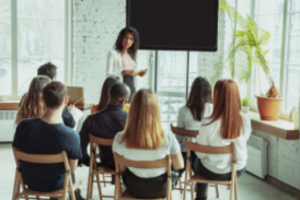 AC2S : Les cours d'anglais et d'espagnol reprennent à Sillery