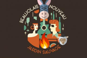 SOIRÉE BEAUJOLAIS NOUVEAU <br>Jeudi 18 novembre <br>Jardin Sauvage